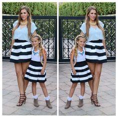 Mom and Me! www.weresofancy.com @vandyjaidenn @moderechild