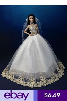 f8aee06df3 2196 Best Here Comes The Bride images in 2019 | Bride dolls, Barbie ...