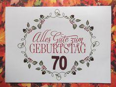 Sconebeker Stempelscheune - Stampin up Sets : Thankful Forest Friends, Geburtstagsgrüße für alle