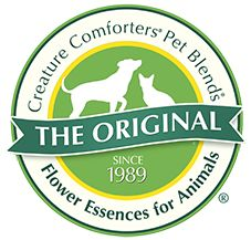 The Original Pet Blends® for animals. Pet Remedies for dogs, cats, horses for stress, sepration anxiety, nervousness, anger, training, apathy and behaviour - Creature Comforters®