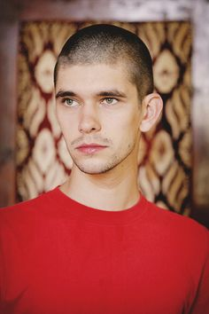 Ben Whishaw.......oh your beautiful hair