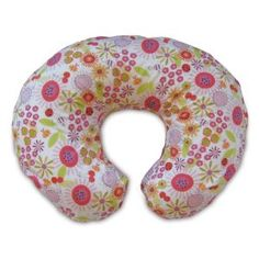 Boppy Nursing Pillow with Slipcover $34.90. I shopped around and the best price is from Amazon, with an assortment of slipcover choices!