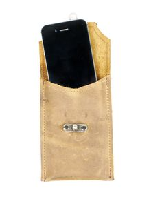 Leather iPhone Sleeve - Smart Phone Leather Case - Distressed Leather  ------------------------------------------------------------ ABOUT: This phone sleeve is a perfect way to protect your phone. Its hand made using beautiful oil tanned leathers. You can fit your iPhone, and even some cash and cards. The sleeve stays closed with an unique swing clasp, and can fit perfectly in your pocket or purse.  Over time this leather will develop a beautiful patina and age beautifully - this piece can…