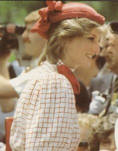 June 14 1983  Diana, Princess of Wales, visit Canada. Halifax, Nova Scotia