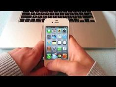How to Unlock iPhone 4 4S with iTunes - Factory Unlock Without Jailbreak