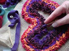 Broadland Arts: Rag Rugs with Debbie Siniska