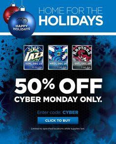 2012 Cyber Monday - Orlando Magic