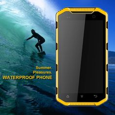 Thor, Waterproof Phone, Skiers, Surfer, Boater, Electronic Devices, Inevitable, Phones, Environment