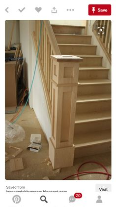 Craftsman Style Stairs Davidson Home Much more than just a boring staircase! Style Stairs Davidson Home Much more than just a boring staircase! Craftsman Style Stairs Davidson Home Much more than just a Staircase Remodel, Newel Posts, Stair Posts, Living Room Remodel, Basement Remodeling, Basement Plans, Basement Ideas, Basement Storage, Basement Inspiration