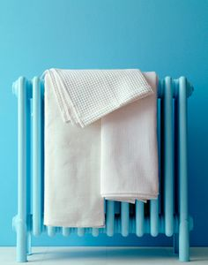 How-To: Paint Your Cast-Iron Radiator may be a lot of work but the color might look amazing