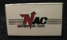 Northern Air Cargo Pin