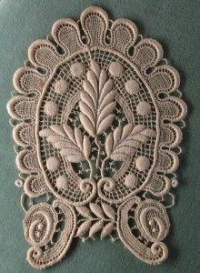 Victorian Lace Applique