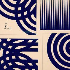 Cocktail napkin designs
