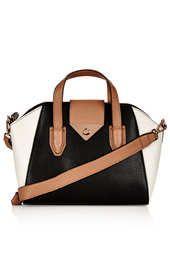 Small Turnlock Bag