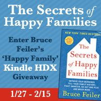 The Secrets of Happy Families review :: No End to Books (Christian reviews)