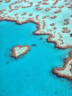 Heart Reef, Airlie Beach, Great Barrier Reef, Australia