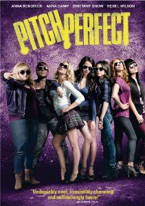 Pitch Perfect is a musical comedy where you can get a taste of the singing skills from the likes of Anna Kendrick, Brittany Snow & Rebel Wilson as they perform as the University a cappella singing group - The Barden Bellas. Watch Pitch Perfect, Pitch Perfect 2012, Pitch Perfect Beca, Films Cinema, Cinema Tv, Funny Movies, Great Movies, Funniest Movies, Amazing Movies