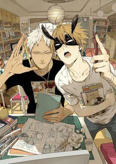 Image about anime in The World of 19 Days & Tamen de Gushi by Abbey Manga Anime, Manhwa Manga, Manga Art, Anime Art, Anime Demon, C Cassandra, Fanart, Anime Cosplay, Chibi