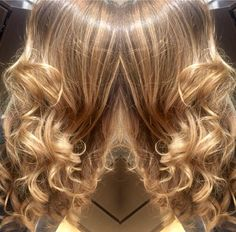 Victoria Secret hair by Priscilla!