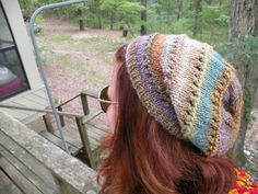 Slouchy Hipster Hat LauriePerry