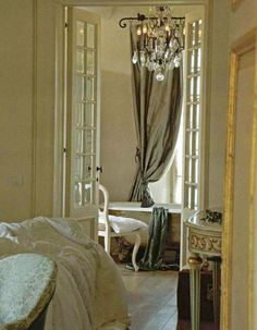 A Gorgeous French Boudoir! See more at thefrenchinspiredroom.com