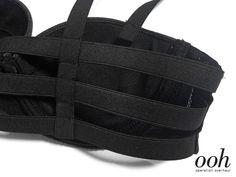 DIY Tutorial: Elastic Strappy Bra » Operation Overhaul