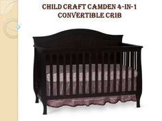 Child Craft Camden 4-in-1 Convertible Crib Jamocha Guide & Reviews