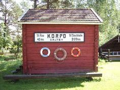 Korpo hembygdsmuseum, Finnish archipelago, Finland