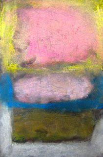 """Mark Rothko inspired chalk pastel """"paintings"""" from """"Experiments in Art Education"""""""