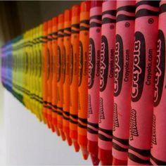 CRAYOLA #crayons