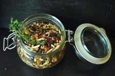 Uma pitanga na cozinha: Granola Salgada