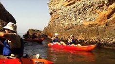 Ruta en kayak Educare Aventura Nerja 2012