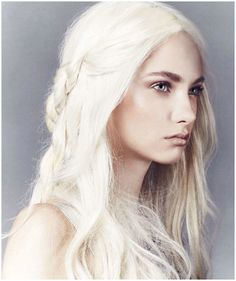 As much as I love Emilia, this is almost exactly how I picture Dany when I read the books
