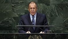 俄外长:西方违背联合国所有成员国主权平等原则在国际舞台行事