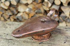 Aladdin's lamp lighting Lantern vintage handmade copper oil