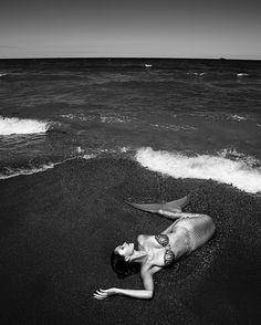 Fantasy Mermaids, Mermaids And Mermen, Mermaid Sign, Mermaid Art, Mermaid Ornament, Romance Novel Covers, Beach Shoot, Merfolk, Under The Sea