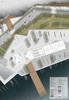 STUDENT PROJECT | Regeneration of the Customs Office area in Kavala | Elli Nikolaidou - World Landscape Architecture World Landscape Architecture