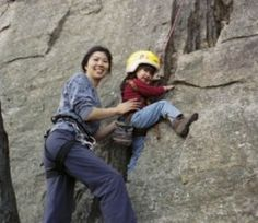 """Wow, fantastic article from """"Cliffmama"""" about climbing with kids and how to make it more family-friendly. Great tips! Kids Climbing, Rock Climbing, Camping With Kids, Badass, Travel Photography, Adventure, Europe, Ice, Dreams"""