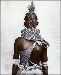 Turkana woman   © Jan C Schlegel.