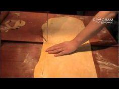 Jak zrobić domowy makaron - YouTube Pierogi, Youtube, The Creator, Youtubers, Youtube Movies
