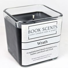 Wrath the King of the Brotherhood scented candle Brotherhood Books, Black Dagger Brotherhood, Clean Fragrance, Things To Think About, Things To Come, Black Candles, Husband Love, Wedding Humor, Design Quotes