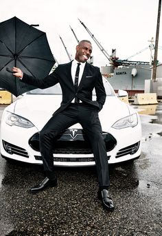 "soph-okonedo: "" Idris Elba for Men's Health December 2015 by Ture Lillegrave. Gorgeous Black Men, Handsome Black Men, Beautiful Men, Black Man, Beautiful People, Simply Beautiful, Idris Elba Wife, Idris Alba, Outfits Hombre"