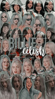 Billie Eilish, Michael Jackson, Desenhos League Of Legends, Music Collage, Taylor Swift Videos, Beautiful Girl Makeup, Cute Baby Pictures, She Song, Phone Backgrounds