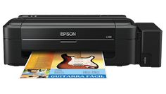 Epson EcoTank L300 driver download Mac, Windows, Linux