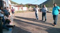 Tres Lagunas, Landa de Matamoros, Qro. Junio de 2016.- La actual administración con el afán de seguir fomentando en los...