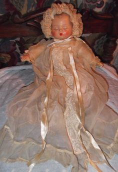 Madame Alexander all original Slumbermate by MyDollyMarket on Etsy, $199.00
