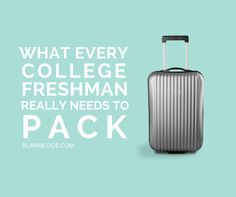 A realistic packing list for incoming college freshman. : A realistic packing list for incoming college freshman. College Packing Lists, College Checklist, College List, College Guys, College Essentials, College Hacks, College Dorm Rooms, Espn College, London College