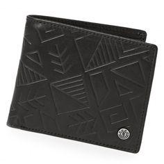 ELEMENT Geo Wallet black portefeuille en cuir 49,00 € #wallet #element #elementbrand #elementskate #elementskateboard #skate #skateboard #skateboarding #streetshop #skateshop @playskateshop