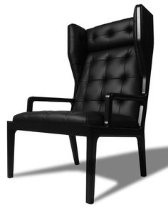 james design wingback chair
