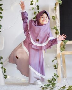 Super baby cartoon muslim 16 ideas - Super baby cartoon muslim 16 ideas Source by aspinljago dresses ideas Cute Girl Dresses, Little Girl Dresses, Kids Outfits Girls, Girl Outfits, Kids Abaya, Toddler Fashion, Kids Fashion, Baby Hijab, Wedding Dresses For Kids